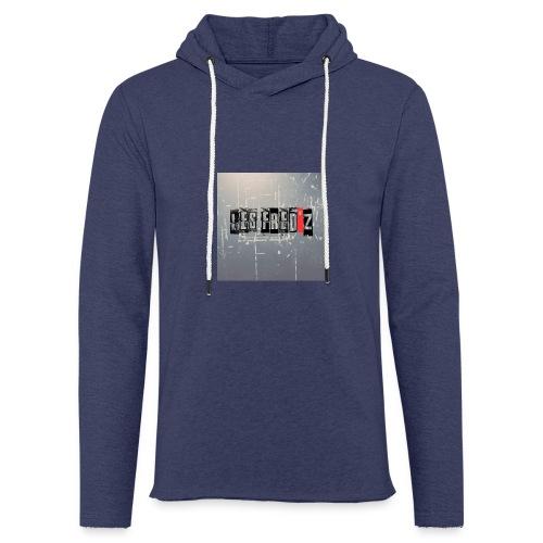 visuel les Fred'Z - Sweat-shirt à capuche léger unisexe