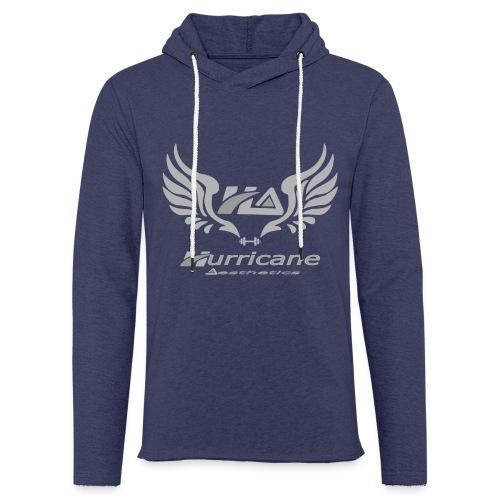 gros logo multicolore - Sweat-shirt à capuche léger unisexe