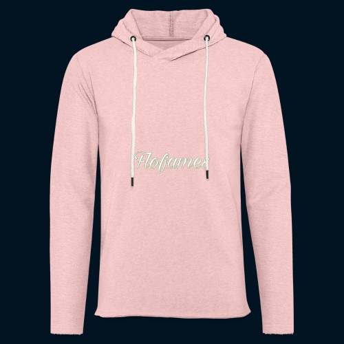 camicia di flofames - Felpa con cappuccio leggera unisex