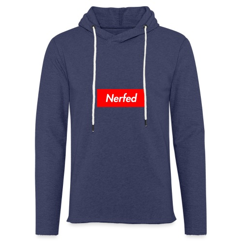 Nerfed Box Logo - Light Unisex Sweatshirt Hoodie