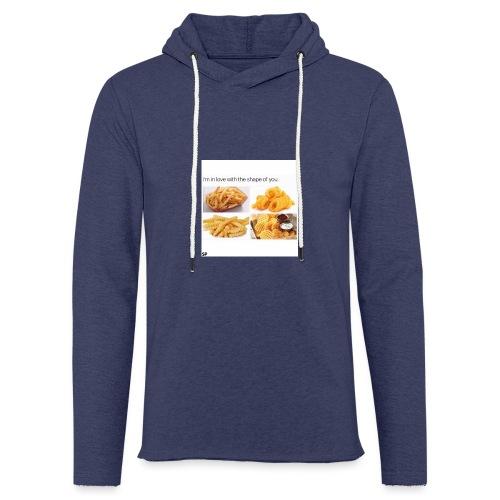 Shape - Leichtes Kapuzensweatshirt Unisex