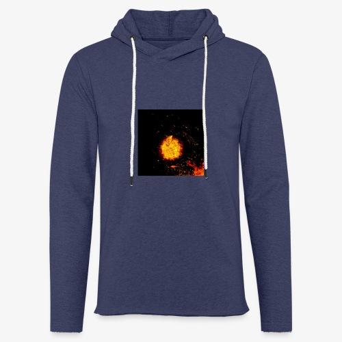 FIRE BEAST - Lichte hoodie unisex