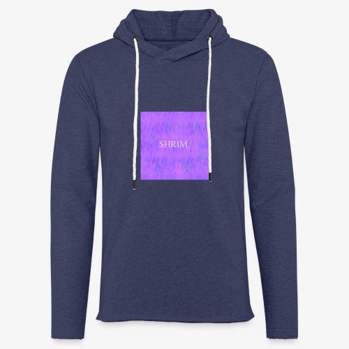 SHRIM. - Light Unisex Sweatshirt Hoodie
