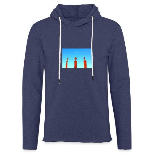 Sahara - Light Unisex Sweatshirt Hoodie