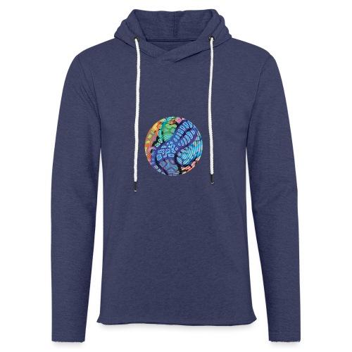 concentric - Light Unisex Sweatshirt Hoodie
