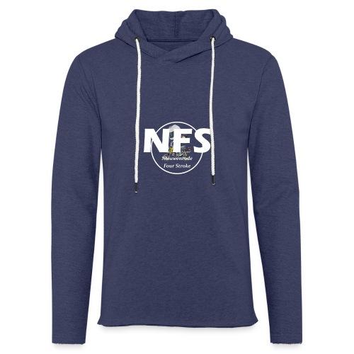 NFS logo - Lichte hoodie unisex
