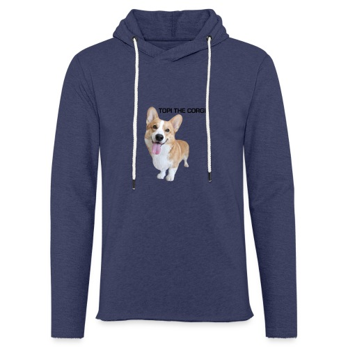 Silly Topi - Light Unisex Sweatshirt Hoodie