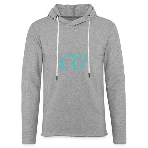 CG - Sweat-shirt à capuche léger unisexe
