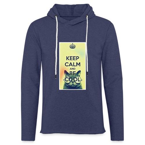 COOL - Lichte hoodie unisex
