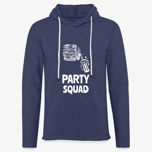 Lustiges Party Shirt I Funny Party Shirt - Leichtes Kapuzensweatshirt Unisex