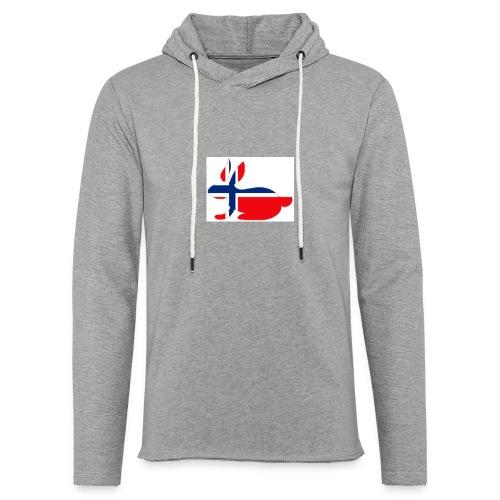 bunny_NY_LOGO_LI - Light Unisex Sweatshirt Hoodie
