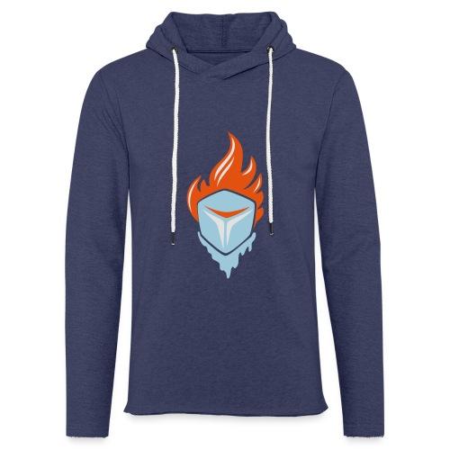Fire and Ice 3C - Leichtes Kapuzensweatshirt Unisex