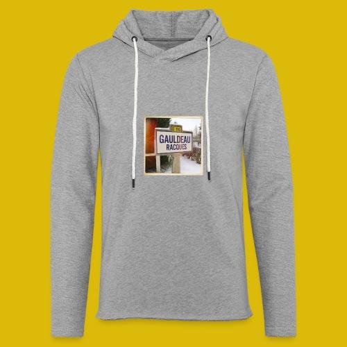Gogoldorak - Sweat-shirt à capuche léger unisexe