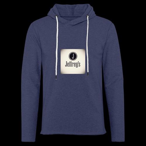 Jeffreys - Leichtes Kapuzensweatshirt Unisex