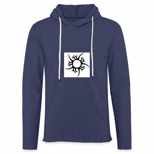 tribal sun - Light Unisex Sweatshirt Hoodie
