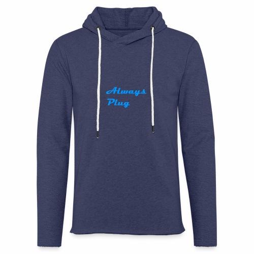 MattMonster Always Plug Merch - Light Unisex Sweatshirt Hoodie