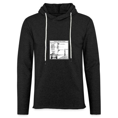 W.O.T War tactic, tank shot - Light Unisex Sweatshirt Hoodie