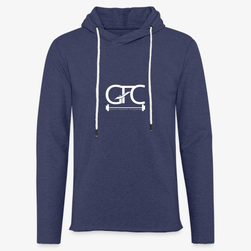 GAINS FACTORY COACHING - Leichtes Kapuzensweatshirt Unisex