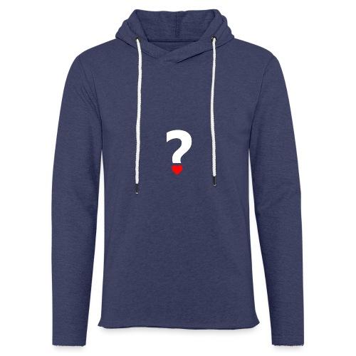 Love Bois - Let sweatshirt med hætte, unisex