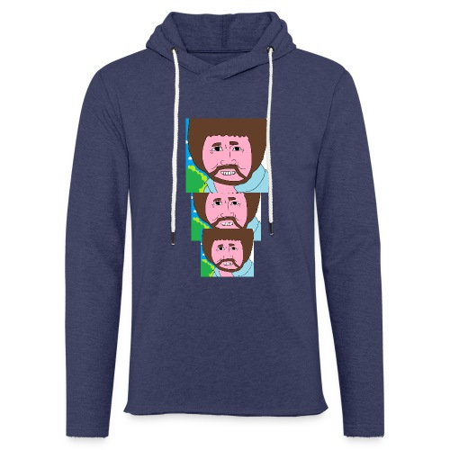 Bob Ross - Light Unisex Sweatshirt Hoodie