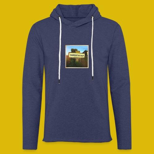 Dark vador - Sweat-shirt à capuche léger unisexe