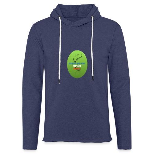 unnamed_opt-png - Sweat-shirt à capuche léger unisexe