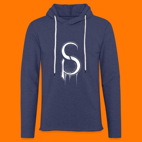 SCP-sign-WHITE transp - Light Unisex Sweatshirt Hoodie
