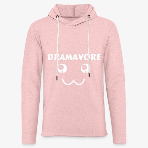 Dramavore - Sweat-shirt à capuche léger unisexe