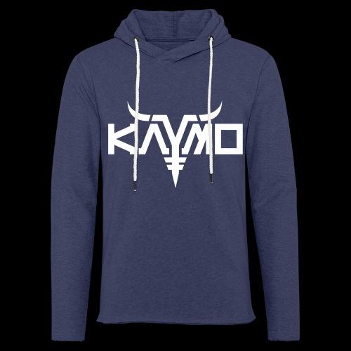 KayMo Logo - Lett unisex hette-sweatshirt