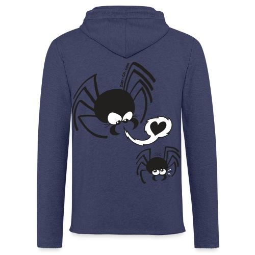 Dangerous Spider Love - Light Unisex Sweatshirt Hoodie