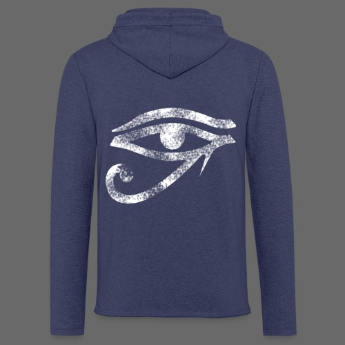 The eye catcher. - Light Unisex Sweatshirt Hoodie
