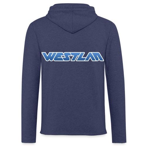 WestLAN Logo - Light Unisex Sweatshirt Hoodie