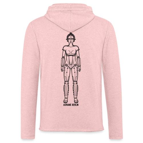 Maria - Leichtes Kapuzensweatshirt Unisex