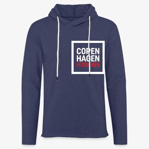 Copenhagen Fetish Men Jacket - Let sweatshirt med hætte, unisex