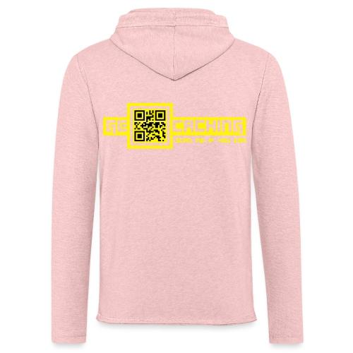 QRCode - 2colors - 2011 - Leichtes Kapuzensweatshirt Unisex