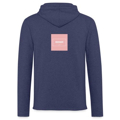 M O U N T apparel AMS - Lichte hoodie unisex