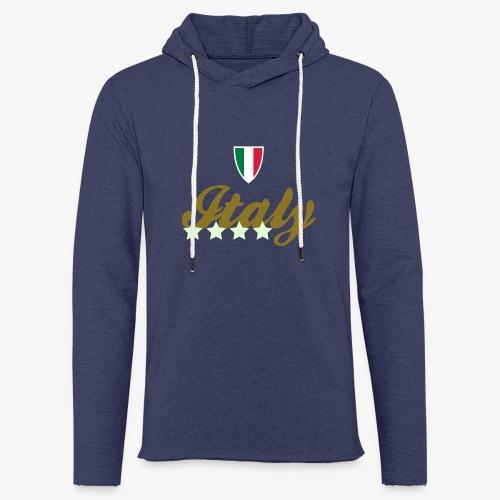 Gruppo di stelle Italia - Felpa con cappuccio leggera unisex