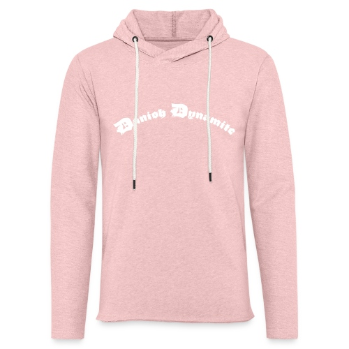 Danish Dynamite - Let sweatshirt med hætte, unisex