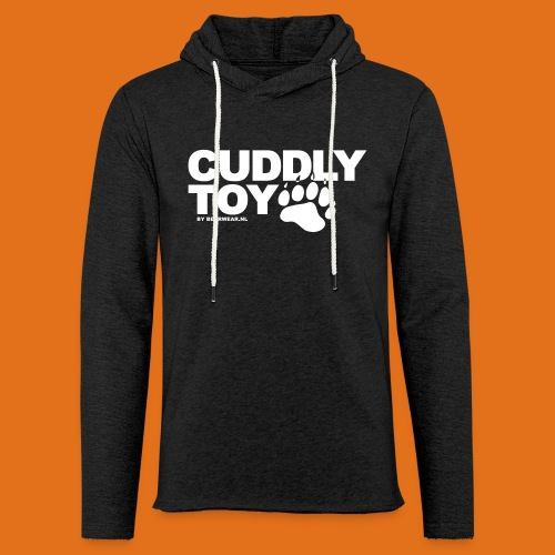 cuddly toy new - Light Unisex Sweatshirt Hoodie