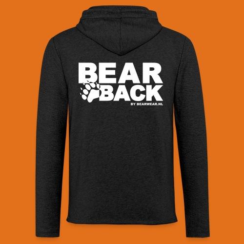 bearback new - Light Unisex Sweatshirt Hoodie