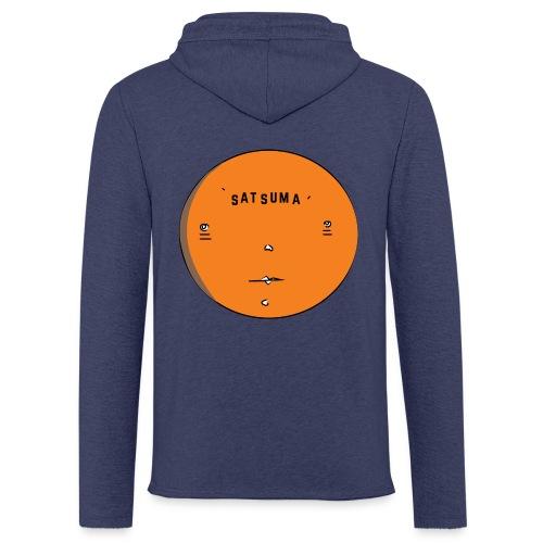 SATSUMA FACE - Light Unisex Sweatshirt Hoodie