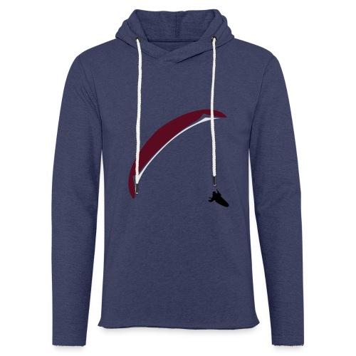 paragliding XC - Sweat-shirt à capuche léger unisexe