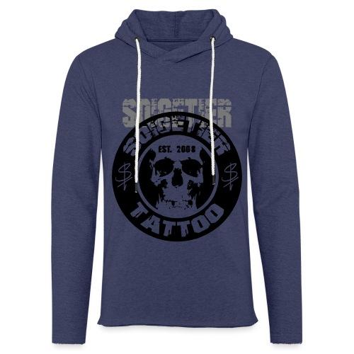 logo bad1 - Leichtes Kapuzensweatshirt Unisex