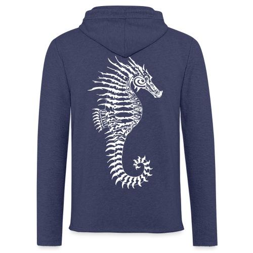 Alien Seahorse Invasion - Light Unisex Sweatshirt Hoodie