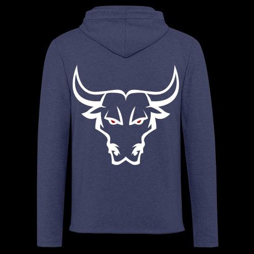 Taureau Urus - Sweat-shirt à capuche léger unisexe
