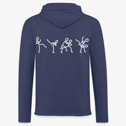 iYpsilon Kampfgruppe - Leichtes Kapuzensweatshirt Unisex