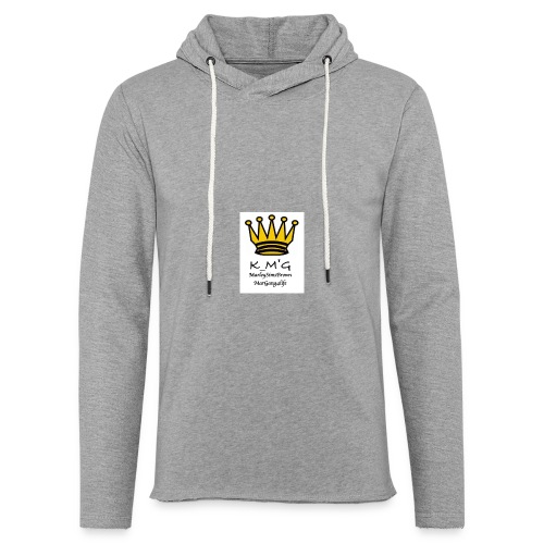 MarleySimsBrown(king_MarleyTHEgreat) - Light Unisex Sweatshirt Hoodie