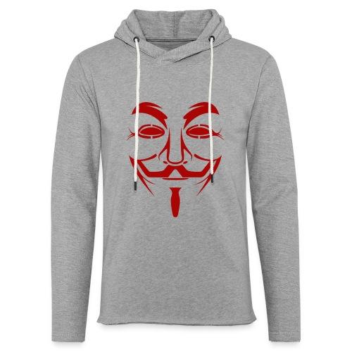 Anonym - Leichtes Kapuzensweatshirt Unisex
