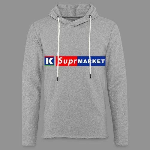 K-Suprmarket - Kevyt unisex-huppari