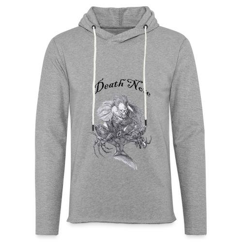 death note t-shirt - Sweat-shirt à capuche léger unisexe